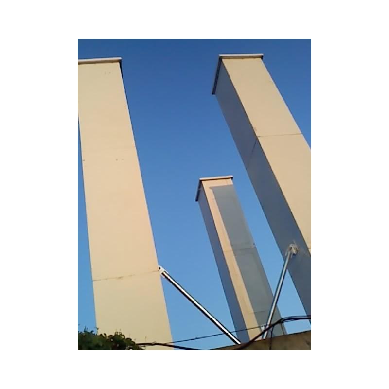 广西玉林美化外罩  基站天线抱杆生产厂家