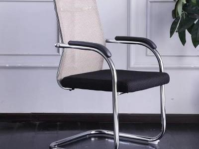 广西  办公椅 弓形椅厂家