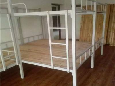 南宁市哪里有上下铺铁架床买_工地用铁架床批发