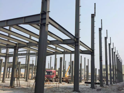广西钢结构安装 钢结构别墅建造价格  宏宇轻钢