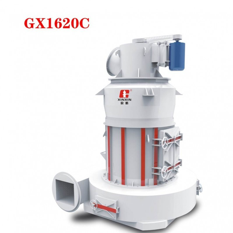 广西磨粉机厂家 5R4128C开路全负压摆式磨粉机 滑石磨粉机价格