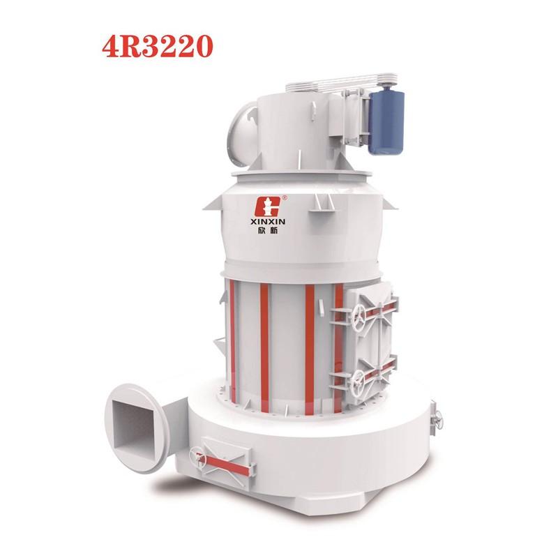 广西磨粉机厂家 定做4R3220摆式磨粉机 大理石磨粉机价格