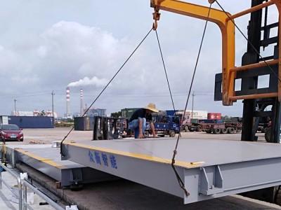 钦州地磅定做 SCS-100地磅安装 地磅厂家100吨