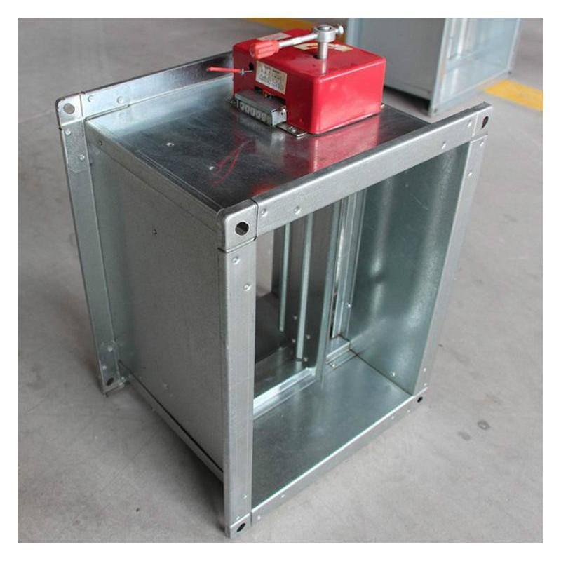 厂家可定制 排烟防火阀 70℃防火阀 排风设备
