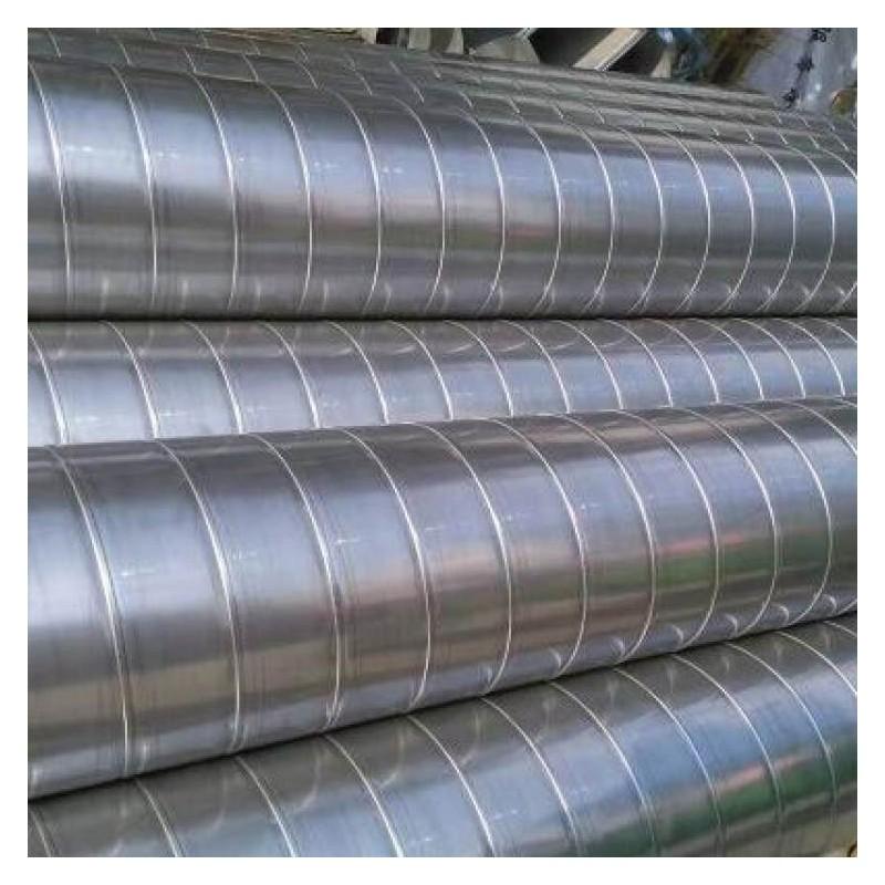 螺旋风管系列加工 镀锌保温风管批发 螺旋风管价格