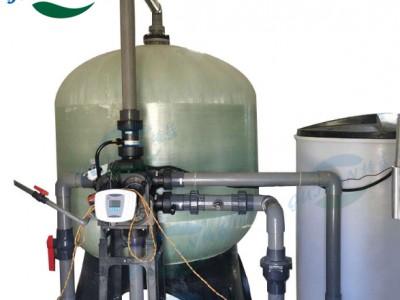软水处理设备 全自动软水器 广西软化水设备 锅炉给水软化 工业软化水设备