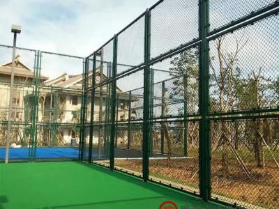 学校操场体育围网 勾画网 隔离网 球场围网 厂家批发