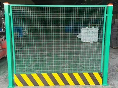 广西厂家现货 建筑工地临边安全护栏 基坑护栏 施工黑黄临时护栏