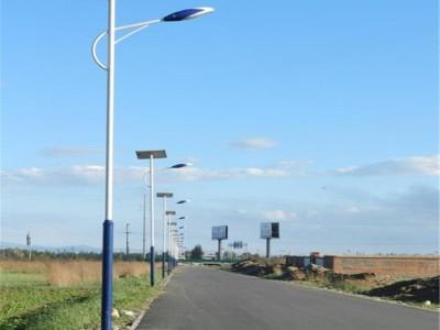 广西城乡解答太阳能道路照明灯杆  市政太阳能