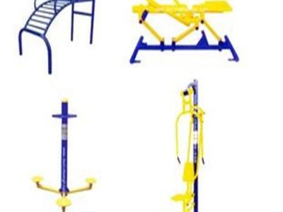 河池街道公共健身路径   太空漫步机怎么卖