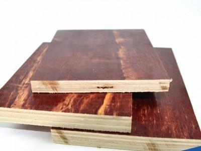 湖南建筑工地用 广西建筑木模板厂家 915*1830规格模板直销