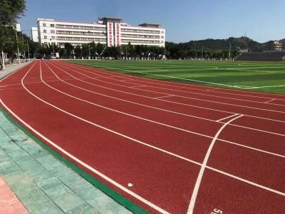 桂林新国标塑胶跑道施工-桂林透气型塑胶跑道材料