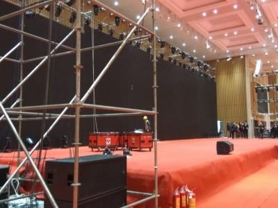 桂林舞台搭建公司 演出舞台搭建 包设备舞台搭建