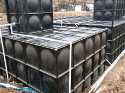 梧州不锈钢水箱 地埋式不锈钢水箱厂家直销 销售安装不锈钢水箱