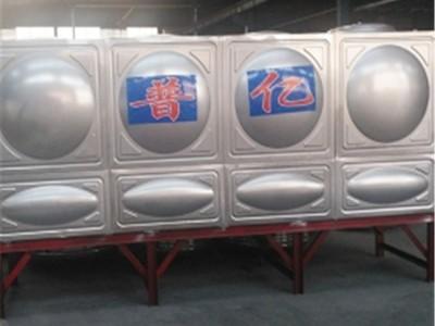 贵港不锈钢水箱 20吨不锈钢水箱价格 304不锈钢钢水箱厂家电话