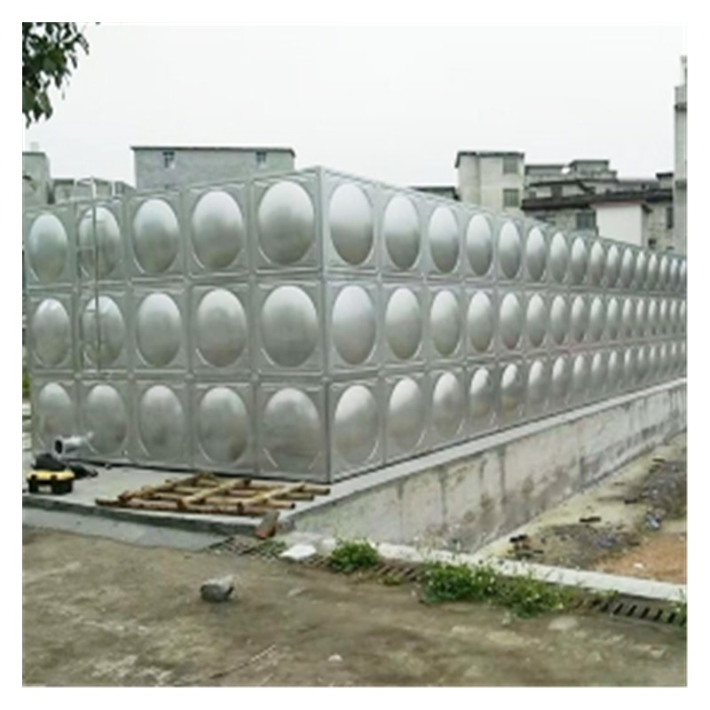 南宁组合式消防水箱 不锈钢复合式水箱 地埋式消防水箱价格
