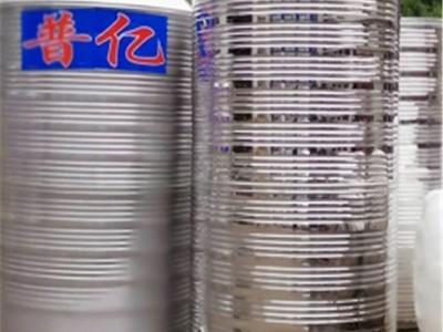 南宁水塔生产厂家 立式圆柱型水塔加工厂 圆形水塔价格