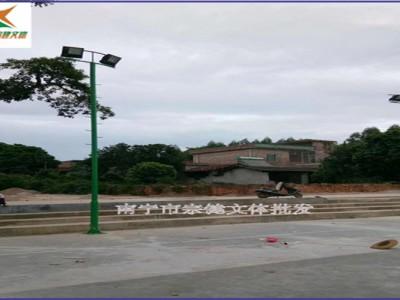 上林县篮球场灯杆多少钱,7.5米球场灯杆