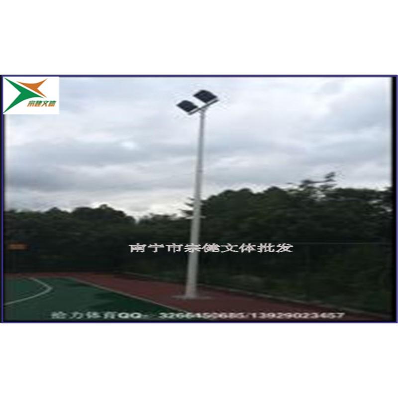 广西农村球场照明灯杆哪里有生产_灯杆批发