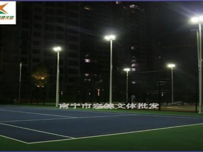 南宁市加工照明灯杆的工厂_7.5米球场灯杆