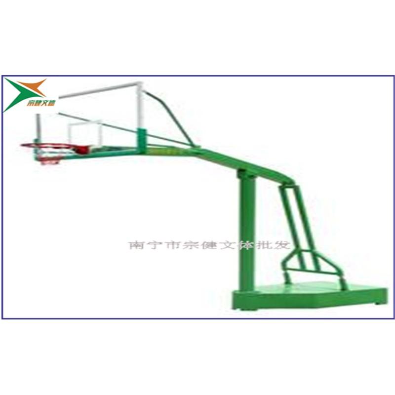 广西农村购买篮球架的地方_移动篮球架批发
