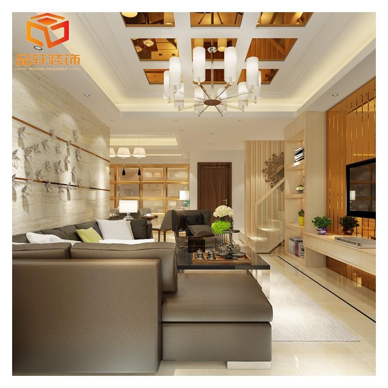 南宁装修设计 品轩装饰 全包装修设计整体房屋定制 设计效果图