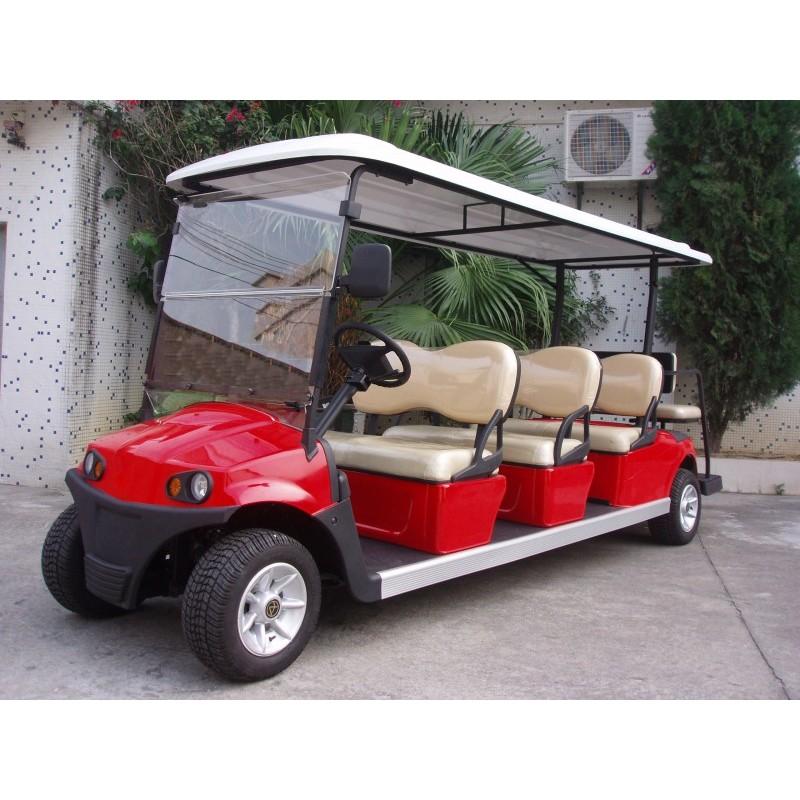 广西高尔夫球车 适用于各大高尔夫球场 8座高尔夫球车直销