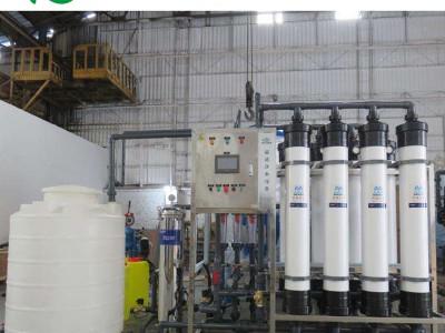 15吨超滤设备 污水处理设备 石英砂过滤器