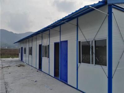 南宁活动房工程公司 临时宿舍活动房 大型厂房活动房安装