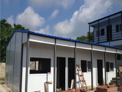 典雅南宁活动板房工程公司 工地活动房板房安装 活动房一平价格