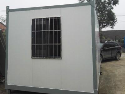 广西集装箱定制 优质住人集装箱厂家 临时办公室集装箱