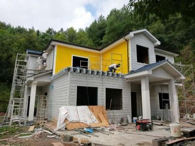 轻钢别墅定制,农村轻钢别墅设计,广西轻钢别墅工程