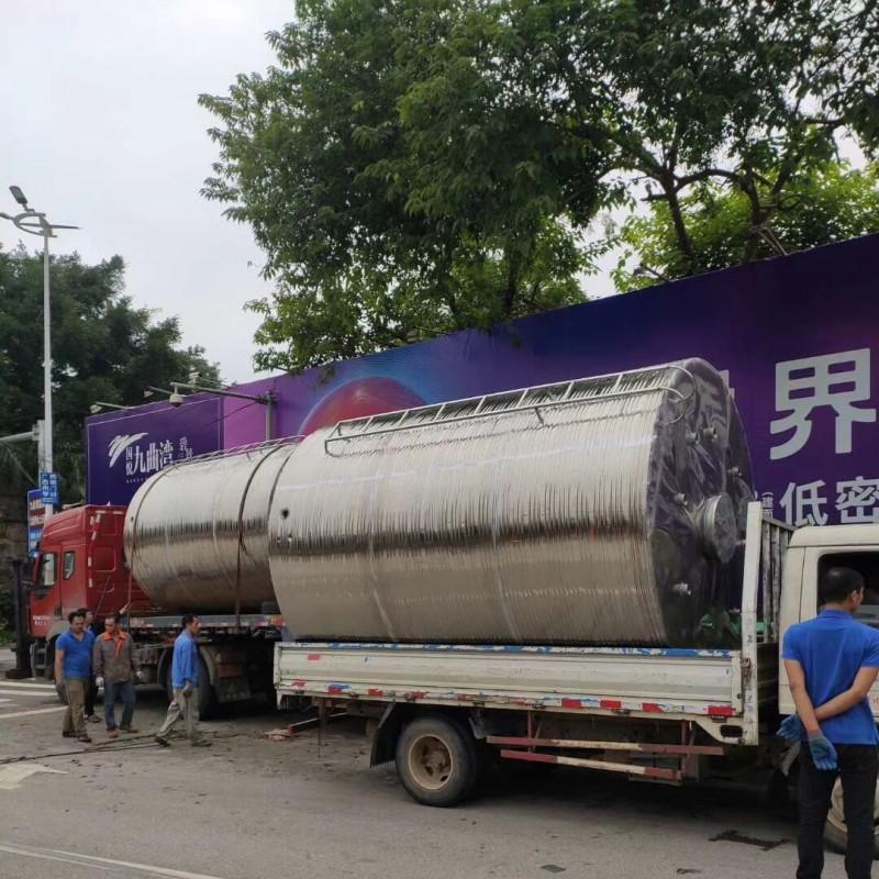 南宁保水水箱生产厂家 不锈钢保温水箱定制加工厂家