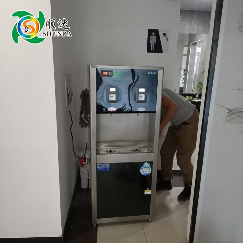 不锈钢节能校园直饮水机 全自动饮水机 步进式智能开水器饮水台