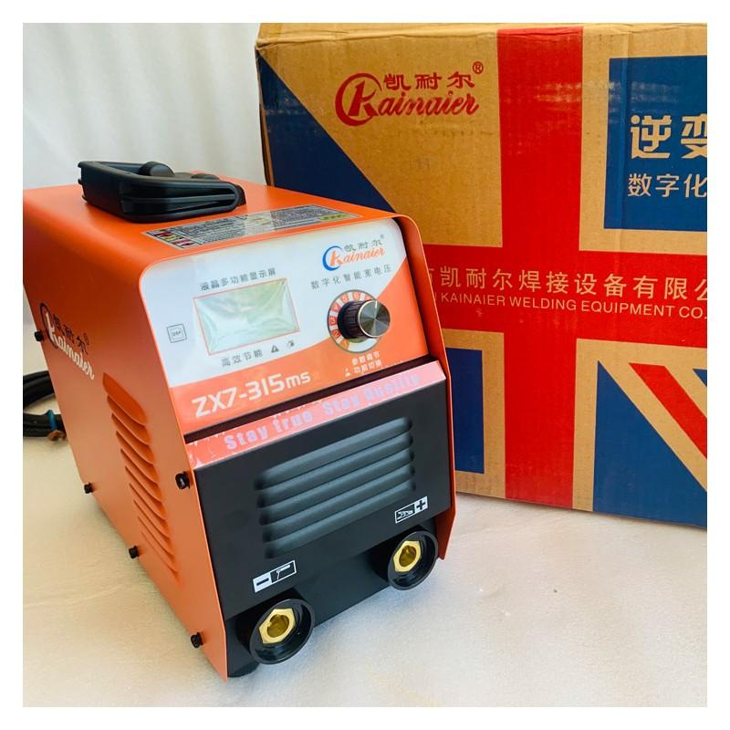 钢铁切割机 凯耐尔ZX7-315金属板材切割机 厂家直销等离子切割机
