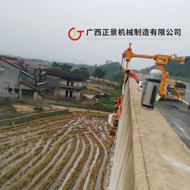 桥梁排水管更换施工车 厂家直销