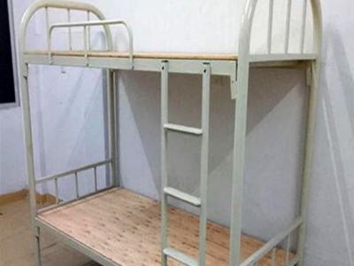 广西上下铺铁架床_单双层铁架床_学生铁架床