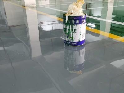 北海室内停车场环氧地坪漆-贺州仓库车间环氧地坪装修