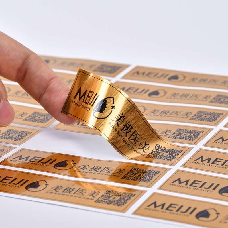 亚银纸厂家 广西印刷标签纸批发 现货