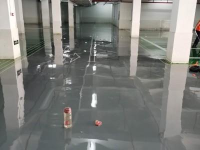贺州车间厂房地面环氧树脂地坪漆材料-贺州办公室环氧地坪装修