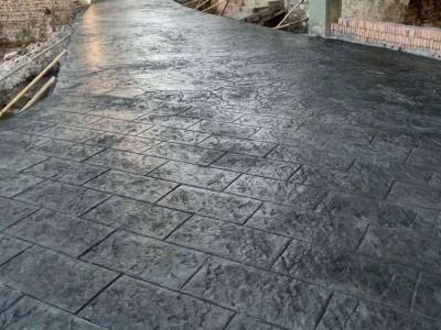 梧州公园压花地坪厂家-梧州广场街道压花地坪包工包料