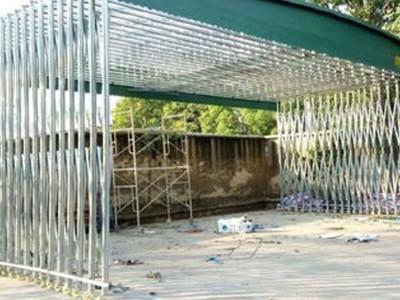订制遮阳棚 收缩自如强稳定性 柳州遮阳棚 遮阳棚厂家