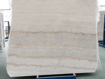 广西白大理石毛面大板批发  大花白毛面板供应