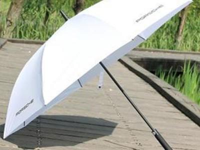 广西广告伞批发  厂家直销纯色广告伞 自动折叠广告伞