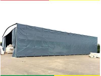 仓储推拉篷 广西推拉篷 可定制 加厚加固