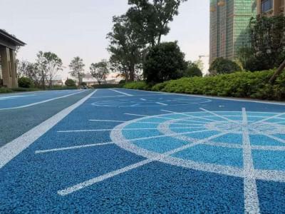 人行道透水混凝土-透水混凝土价格-透水地坪