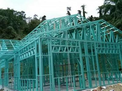 贵港钢结构房屋建造 钢结构厂房造价 宏宇轻钢 专业团队