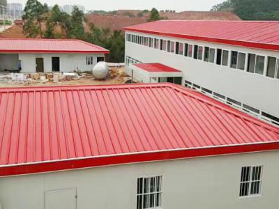 活动房生产厂家 活动板房没平方价格 宏宇钢结构 厂家直销