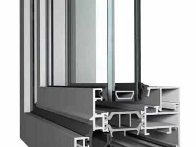 厂家供应断桥铝门窗 90系列断桥铝门窗 门窗定制价格