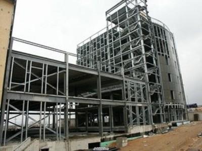 柳州钢结构厂房 钢结构加工制造 钢结构工程 宏宇轻钢